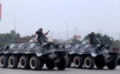 Xe được bọc thép chống đạn, có sức cơ động cao trong mọi địa hình, thời tiết, có hỏa lực mạnh. Khoang điều khiển và khoang chở người có thể chống mìn.