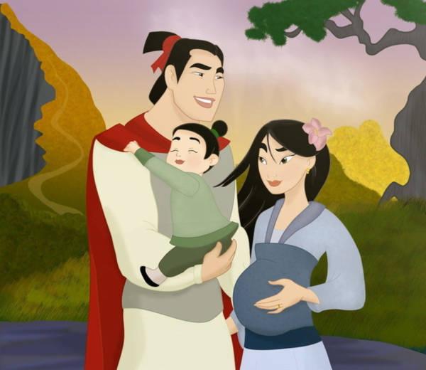Câu chuyện gia đình hạnh phúc tiếp nối những cái kết có hậu của Disney - Ảnh 6.