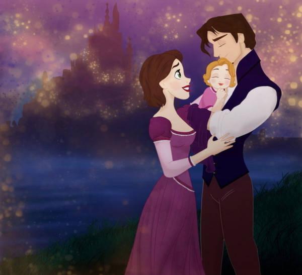 Câu chuyện gia đình hạnh phúc tiếp nối những cái kết có hậu của Disney - Ảnh 9.