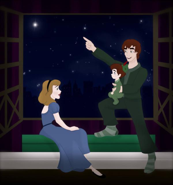 Câu chuyện gia đình hạnh phúc tiếp nối những cái kết có hậu của Disney - Ảnh 13.