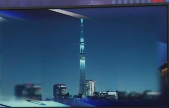 Phác thảo dự án tháp truyền hình cao nhất thế giới của VTV và các đối tác