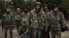 Quân đội Chính phủ Syria (Ảnh: Valeriy Melnikov/Sputnik)