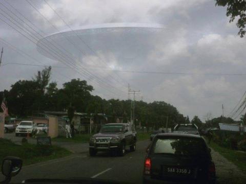 Đĩa bay khổng lồ, malaysia, gười ngoài hành tinh, Ấn Độ,