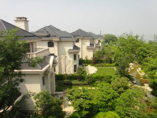 Hoa mày chóng mặt với hàng nghìn căn biệt thự san sát ở Trung Quốc - Ảnh 10.
