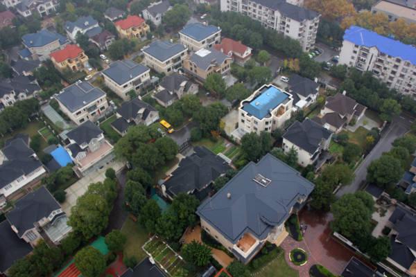 Hoa mày chóng mặt với hàng nghìn căn biệt thự san sát ở Trung Quốc - Ảnh 9.