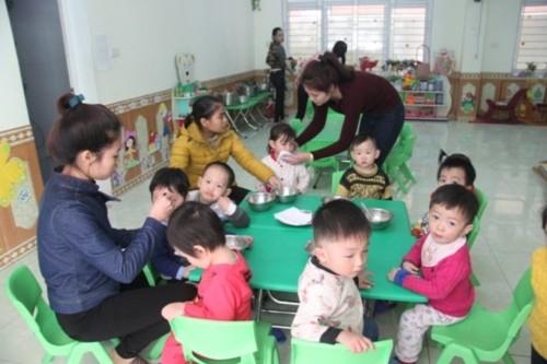 An toàn thực phẩm Mầm non: Đến giáo viên cũng lo…ngộ độc - Ảnh 1