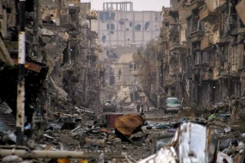 Quân đội Syria mở chiến dịch tấn công lớn tại Deir Ezzor [VIDEO] - Ảnh 1