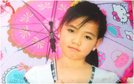 Bé Ngô Ngọc Phút 8 tuổi bị bắt cóc và mổ cắp nội tạng. Ảnh báo Đất Việt
