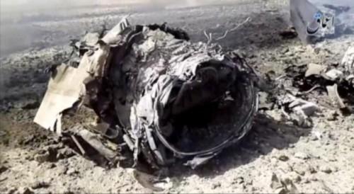 IS bắt giữ phi công điều khiển MiG-23 bị rơi ở Syria - Ảnh 2