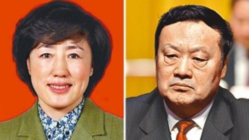 Trương Tú Bình (trái) và Kim Đạo Minh