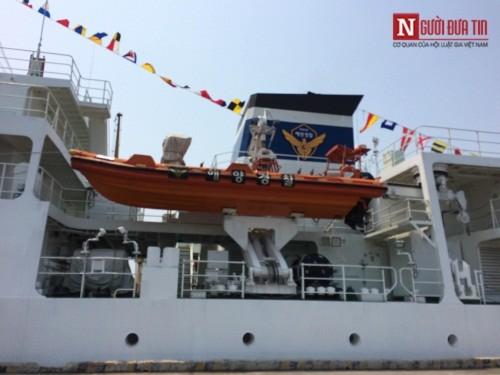 Tàu huấn luyện trên biển của Hàn Quốc ghé thăm Đà Nẵng - Ảnh 3