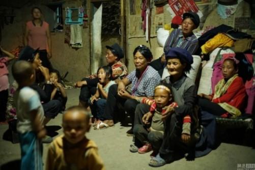 Theo The Guardian, mức sống của người dân thôn A Thổ Lặc Nhĩ chưa tới 1 Đô la Mỹ/ ngày. (Ảnh:
