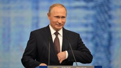 Putin: Lá chắn tên lửa của Mỹ là mối đe dọa lớn - Ảnh 1