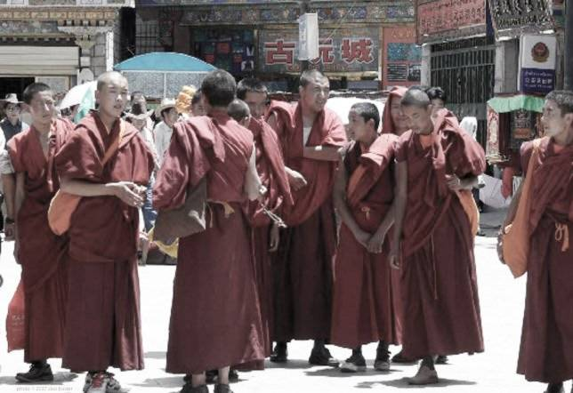 đức tin vào Thần, Văn Hóa Trung QUốc, Người Tây Tạng, Bài chọn lọc,