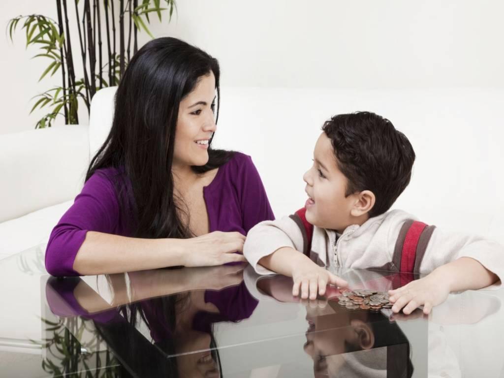 thói quen, nuôi dạy con thông minh, nói chuyện,