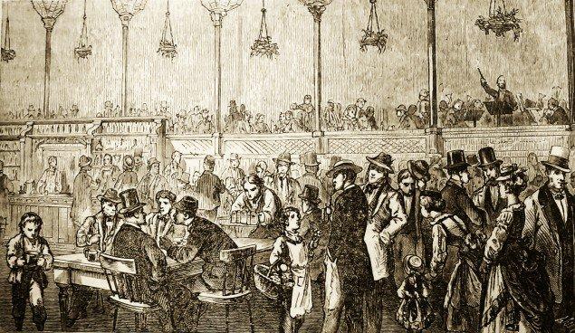 Năm 1850, một người đàn ông tên là Jophar Vorin đã được tìm thấy và được phỏng vấn tại một thị trấn nhỏ gần Frankfurt, Đức