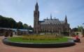 Cung điện Hòa bình, Hague, Hà Lan - Nơi các phóng viên túc trực đưa tin