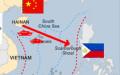 Bãi cạn Scarborough luôn là điểm nóng tranh chấp giữa Philippines và Trung Quốc, dẫn đến việc Philippines kiện ra Tòa Quốc Tế. Ảnh RFA