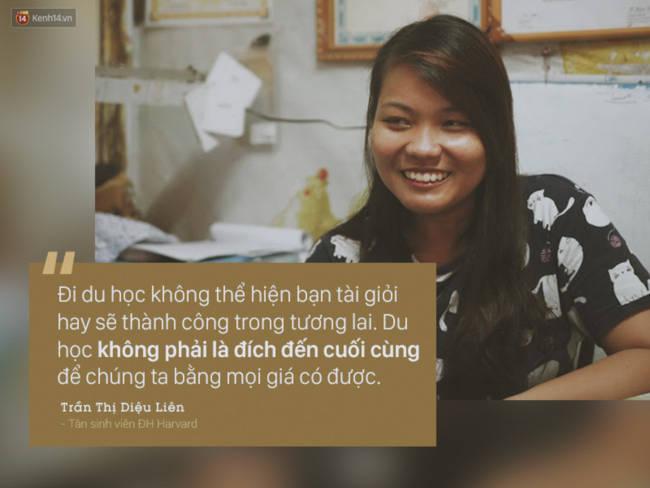 Con gái cô lao công đạt học bổng 7 tỉ Harvard: Học cũng như tập thể dục, nếu muốn, điều kiện nào cũng tập được! - Ảnh 10.