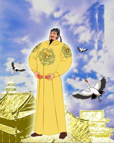 Đức hạnh của Đường Thái Tông khiến Quỷ Thần cũng đều phải kính trọng. (Ảnh: Internet)