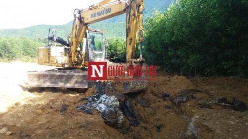 Chấn động: Formosa chôn chất thải ở trang trại của GĐ môi trường - Ảnh 4
