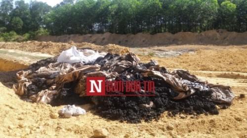 Chấn động: Formosa chôn chất thải ở trang trại của GĐ môi trường - Ảnh 2