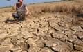 Cảnh khô hạn Đồng bằng sông Cửu Long tháng 3/2016. Ảnh internet