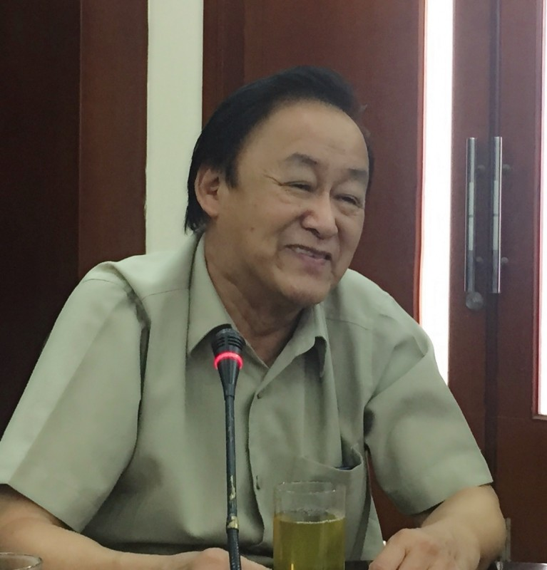 GS.TS. Nguyễn Lân Hùng. Ảnh laodongthudo.vn
