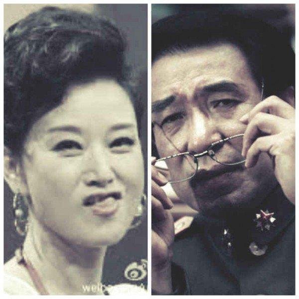 Mối quan hệ giữa Tống Tổ Anh, người tình của Giang Trạch Dân, và Từ Tài Hậu cũng không bình thường. (Ảnh Epoch Times)