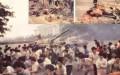 Hình ảnh cuộc thảm sát Thiên An Môn. (Ảnh: Internet)
