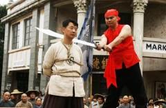 Người Trung Quốc cổ đại thưởng xử trảm phạm nhân vào giờ Ngọ ba khắc. (Ảnh minh họa)