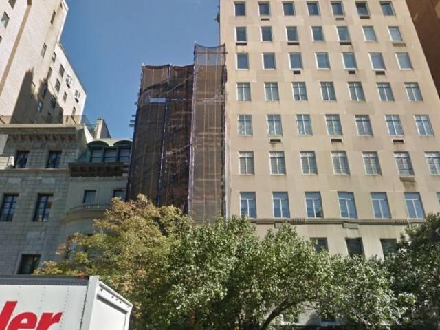 Nhà của Bloomberg tại con phố số 79