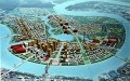 Phối cảnh khu đô thị Thủ Thiêm. Ảnh: BQL khu đô thị Thủ Thiêm.