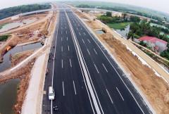 Nếu cao tốc Bắc - Nam hoàn thành, cả nước sẽ có 2.600 km đường cao tốc. Ảnh: Giang Huy - vnexpress.net