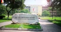 Đại học Bách Khoa Hà Nội. Ảnh lấy từ youtube
