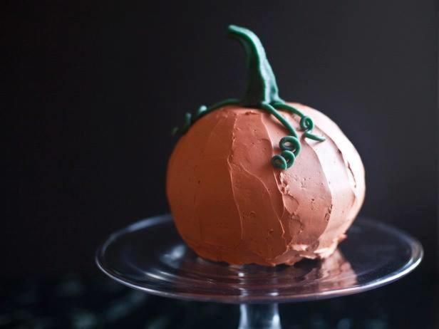 """Bánh bí ngô """"thần thánh"""" đón Halloween - 10"""