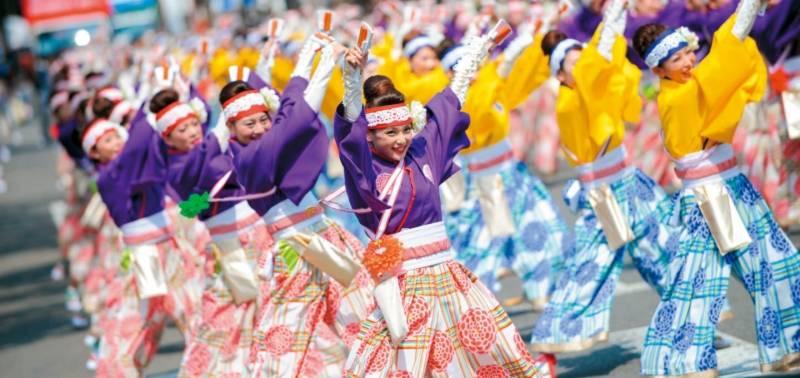 Nhật Bản mùa thu, lễ hội,