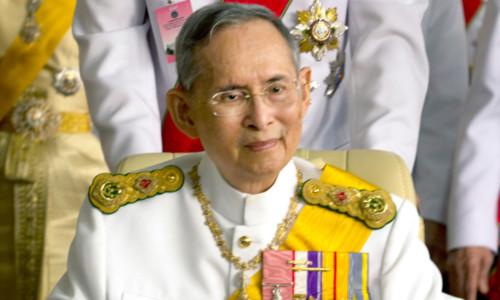 quốc vương Thái Lan