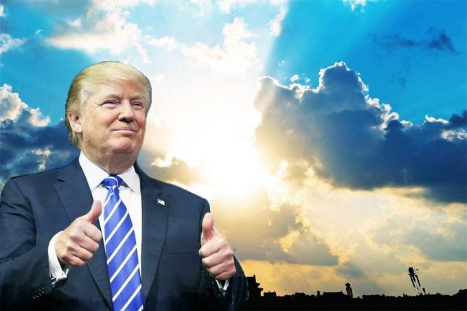 Ông Donald Trump đắc cử Tổng thống Mỹ có phải chỉ là ngẫu nhiên? (Ảnh: Internet)