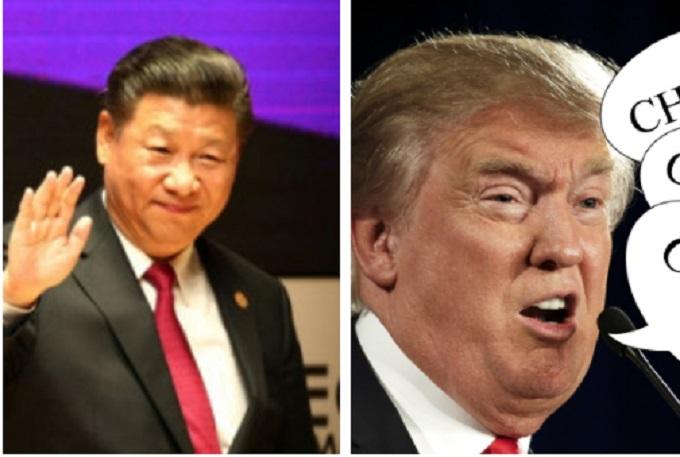 Ông Tập Cận Bình muốn thay Mỹ chủ trì TPP khi Tổng thống đắc cử Donald Trump có ý định bác Hiệp định thương mại này. (Getty)