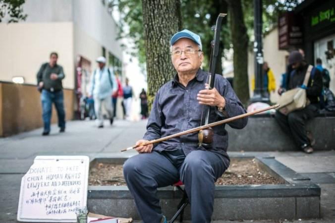 nhạc sĩ, lương tâm, Dang cong san trung quoc,