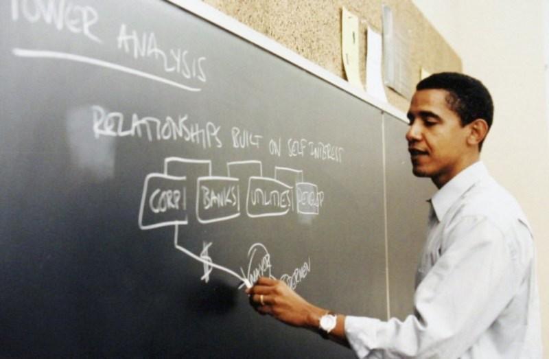 tương lai của Obama, Barack Obama, Bài chọn lọc,