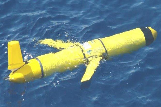 Một thiết bị lặn không người lái của Hải quân Mỹ - Ảnh: US Navy