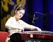 Ngũ âm của âm nhạc cổ truyền Trung Quốc dựa trên thuyết Ngũ Hành (Ảnh của Đài truyền hình Tân Đường Nhân)