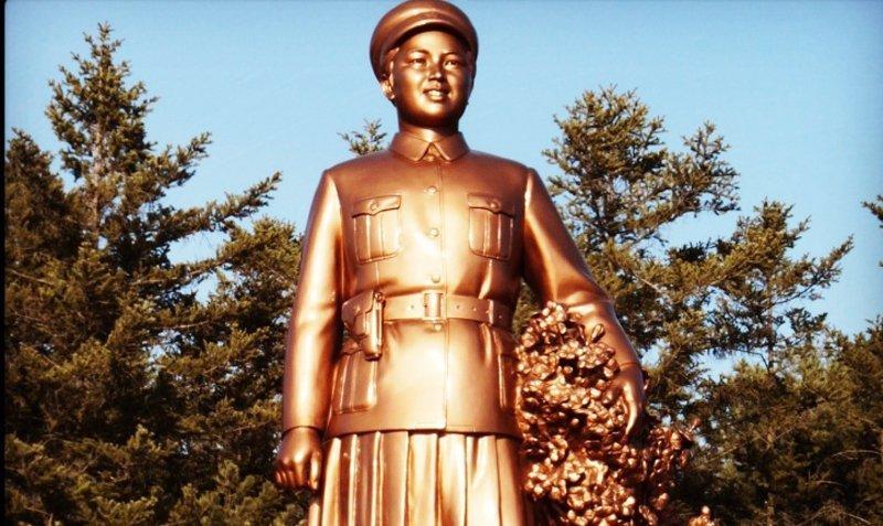 """Kim Jong -suk, bà nội của Kim Jong-un, được mệnh danh là """"Thánh Mẫu của cuộc Cách mạng. (Ảnh: Internet)"""