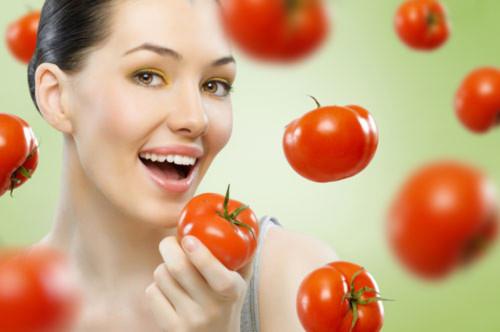 Chăm sóc mọi loại da trong mùa đông chỉ với cà chua - 1