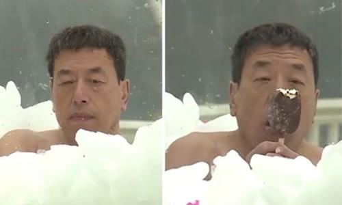 Băng vương Trần Khả Tài ở Trung Quốc. Ảnh: DailyStar