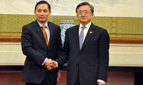 Việt – Trung đàm phán cấp Chính phủ về biên giới lãnh thổ