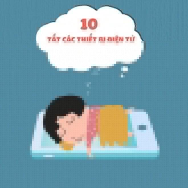 10 mẹo giúp bạn đặt lưng xuống là ngủ ngay
