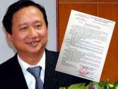 Hồ sơ truy nã ông Trịnh Xuân Thanh đã được gửi lên Interpol quốc tế. Ảnh: Internet